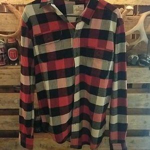 NWOT American Eagle Men's Flannel Shirt - M